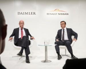 Daimler � Renault-Nissan ���������� � ���������� ��������