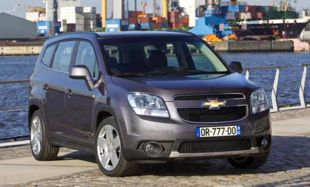 В РФ проводится добровольный отзыв трёх тыс. авто Шевроле Cruze иOrlando