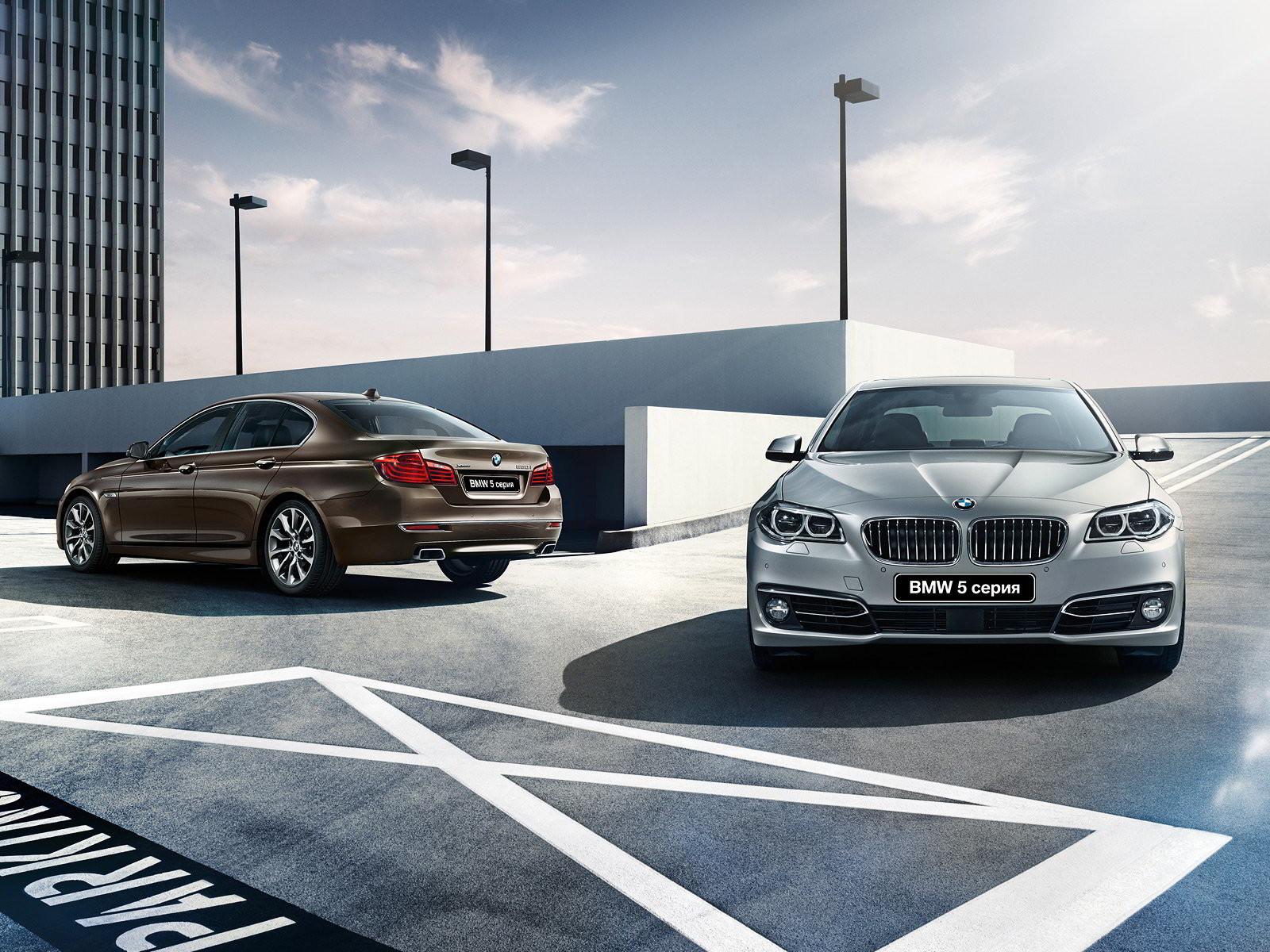 БМВ 5 Series новейшей генерации появится нарынке всамом начале 2017-ого года