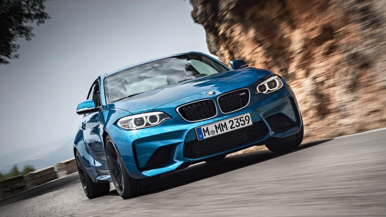 Дизайн BMM M2 Coupe признан лучшим втечении следующего года