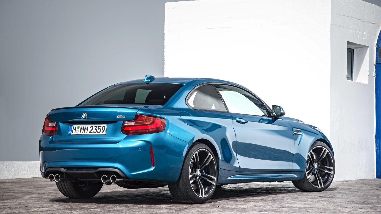 Дизайн БМВ M2 Coupe признан лучшим вследующем году