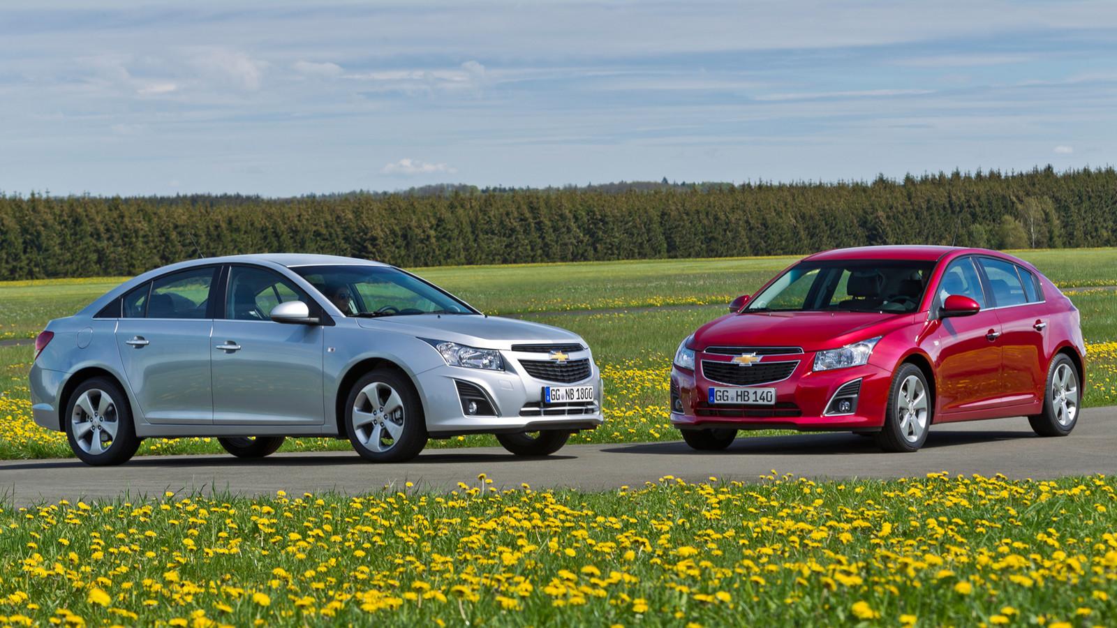 Шевроле отзывает в РФ неменее 3 тыс. авто моделей Cruze иOrlando