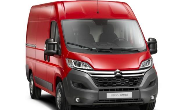 Peugeot (Пежо) Boxer получил новые двигатели BlueHDi