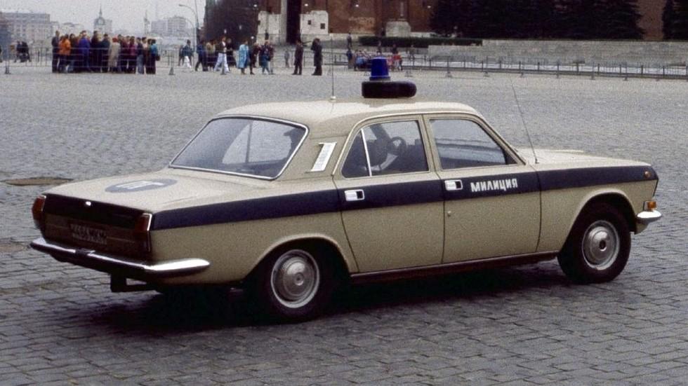 автомобили милиции ссср фото