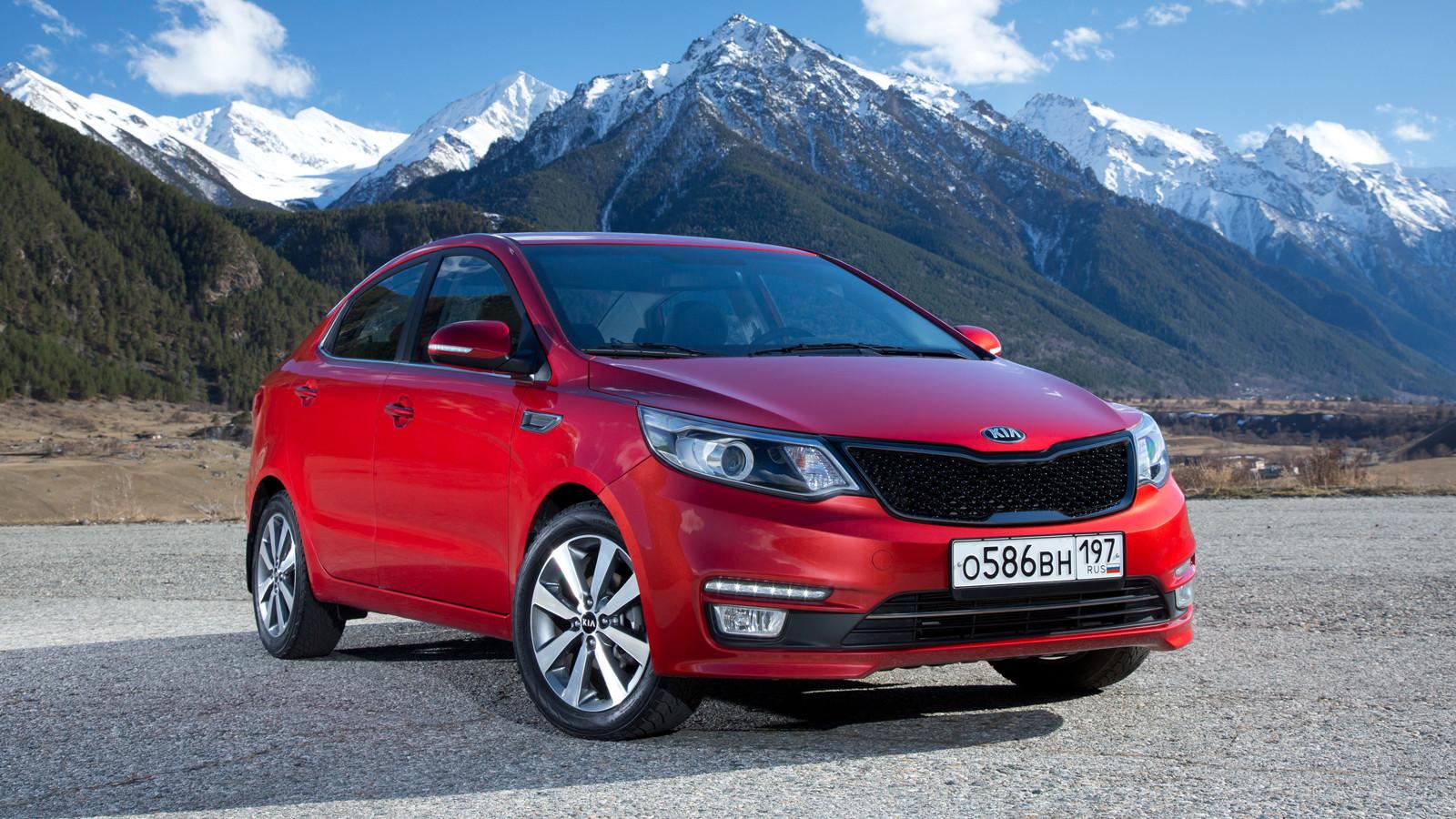 Вконце лета нарынке РФ упали продажи новых автомобилей