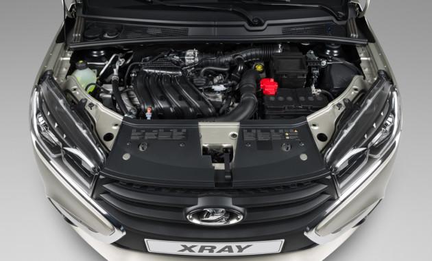 Автомобили Рено получат двигатели от Лада