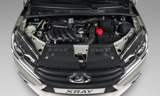 Автомобили предприятия Рэно могут снабдить моторами Лада