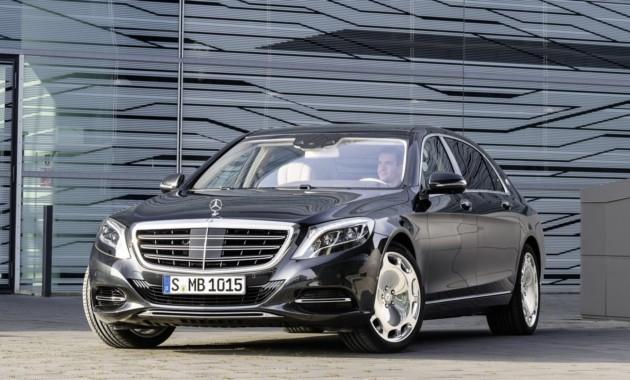 Рынок люксовых авто в российской столице вырос на5%
