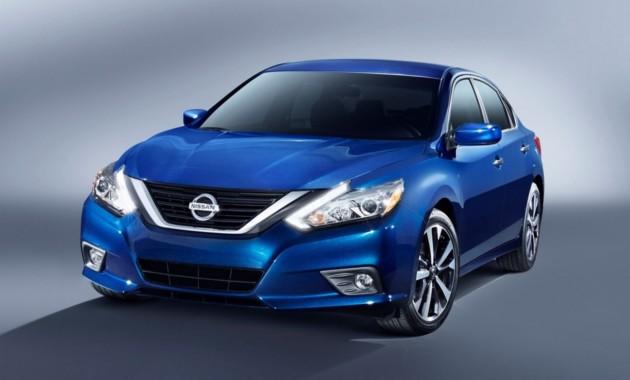19СенОзвучены цены обновленного Nissan Altima