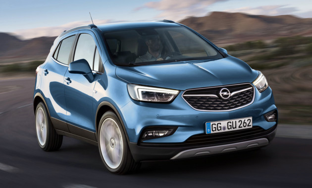 К 2020г Опель выпустит три модели сектора SUV