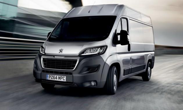 Фургон Пежо Boxer будет оснащаться экономным дизелем