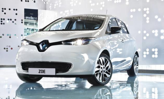 Renault-Nissan возглавил продажи электрокаров