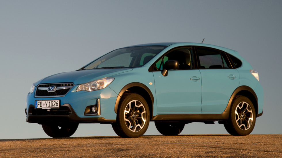 На фото: Subaru XV