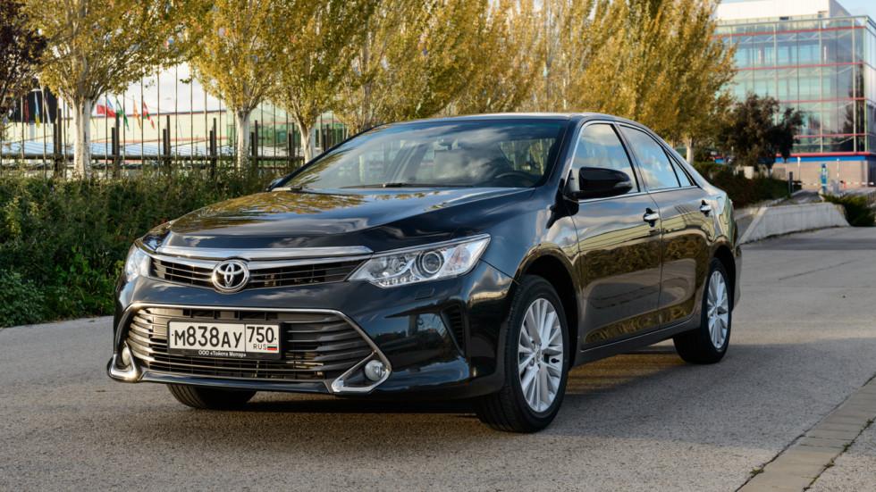 Toyota начала осень с продления спецпредложений