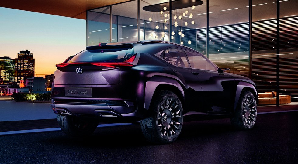 Три премьеры Lexus на Парижском автосалоне
