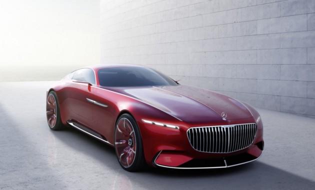 Daimler покажет несколько новых Mercedes и Смарт встолице франции