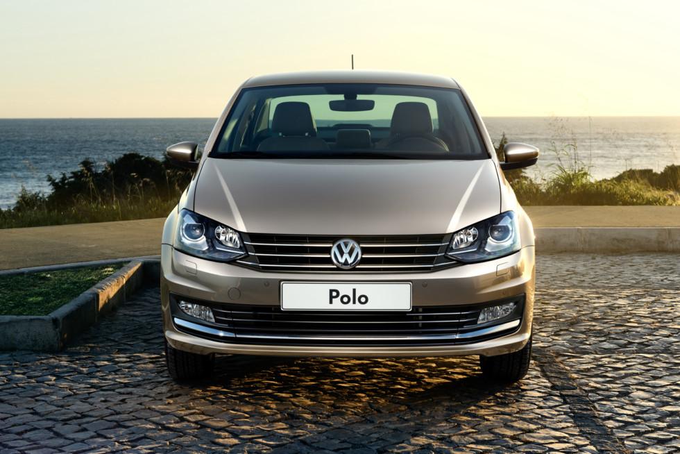 Volkswagen наращивает продажи бестселлера Polo в России