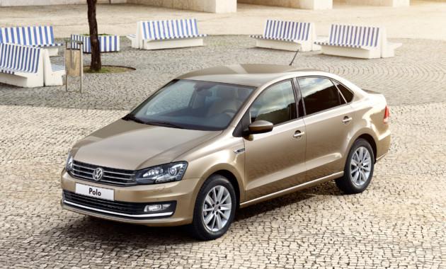 VW продолжает увеличивать продажи модели Polo