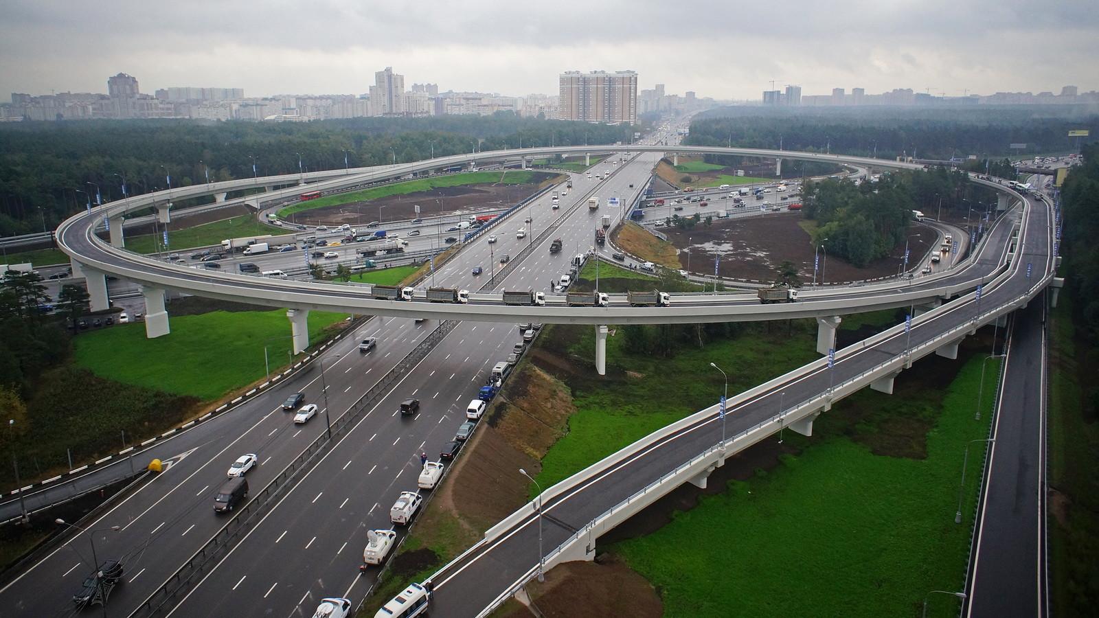 Около 2 млн кв. мнедвижимости могут построить вокруг МКАД