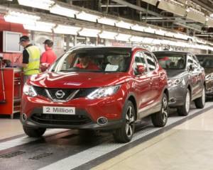 Nissan �� ������ Brexit: ������ ����� Qashqai � X-Trail ������� � ��������
