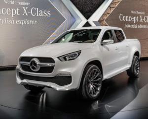� Mercedes-Benz X-Class ����� ��������� AMG-������