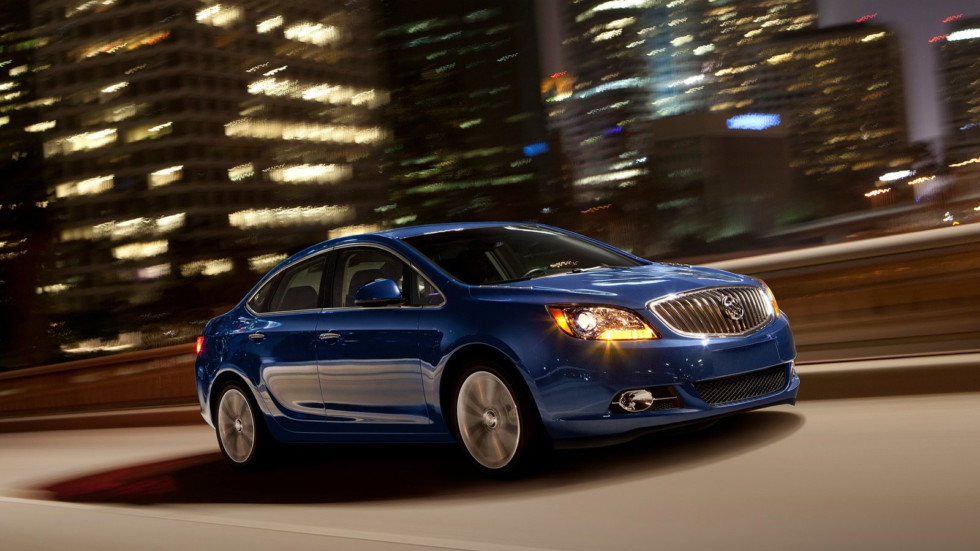 На фото: Buick Excelle GT