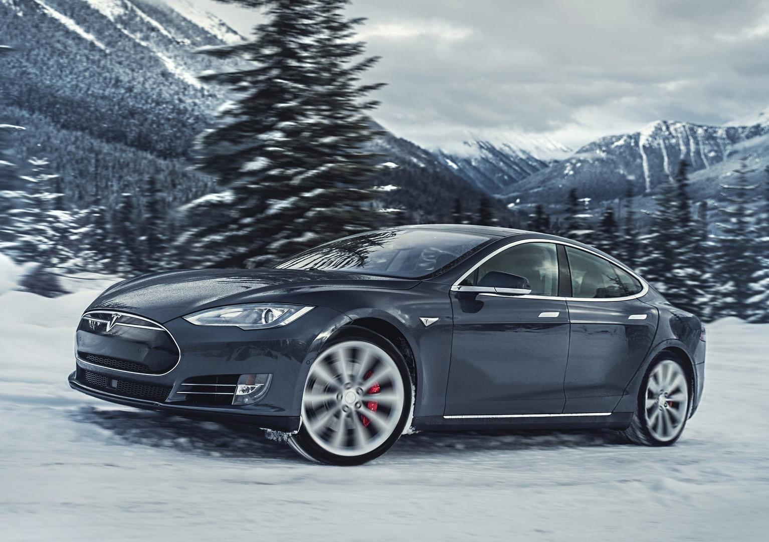 Карточка модели Tesla Model 3 I Седан на Авто.ру