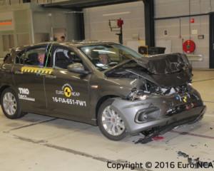 Fiat Tipo �� ������� ������� ����� � ����-������ Euro NCAP