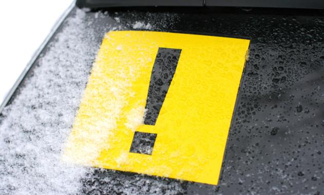 Водителям состажем до3 лет могут запретить управлять сильными автомобилями