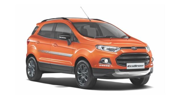 Анонсированы продажи особого джипа Ford EcoSport Black Signature Edition