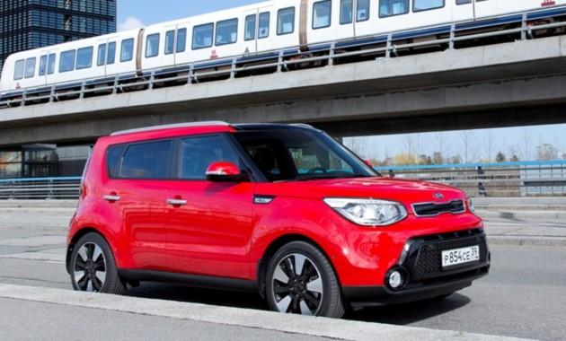 Киа вновь стала самой известной иномаркой на рынке автомобилей РФ