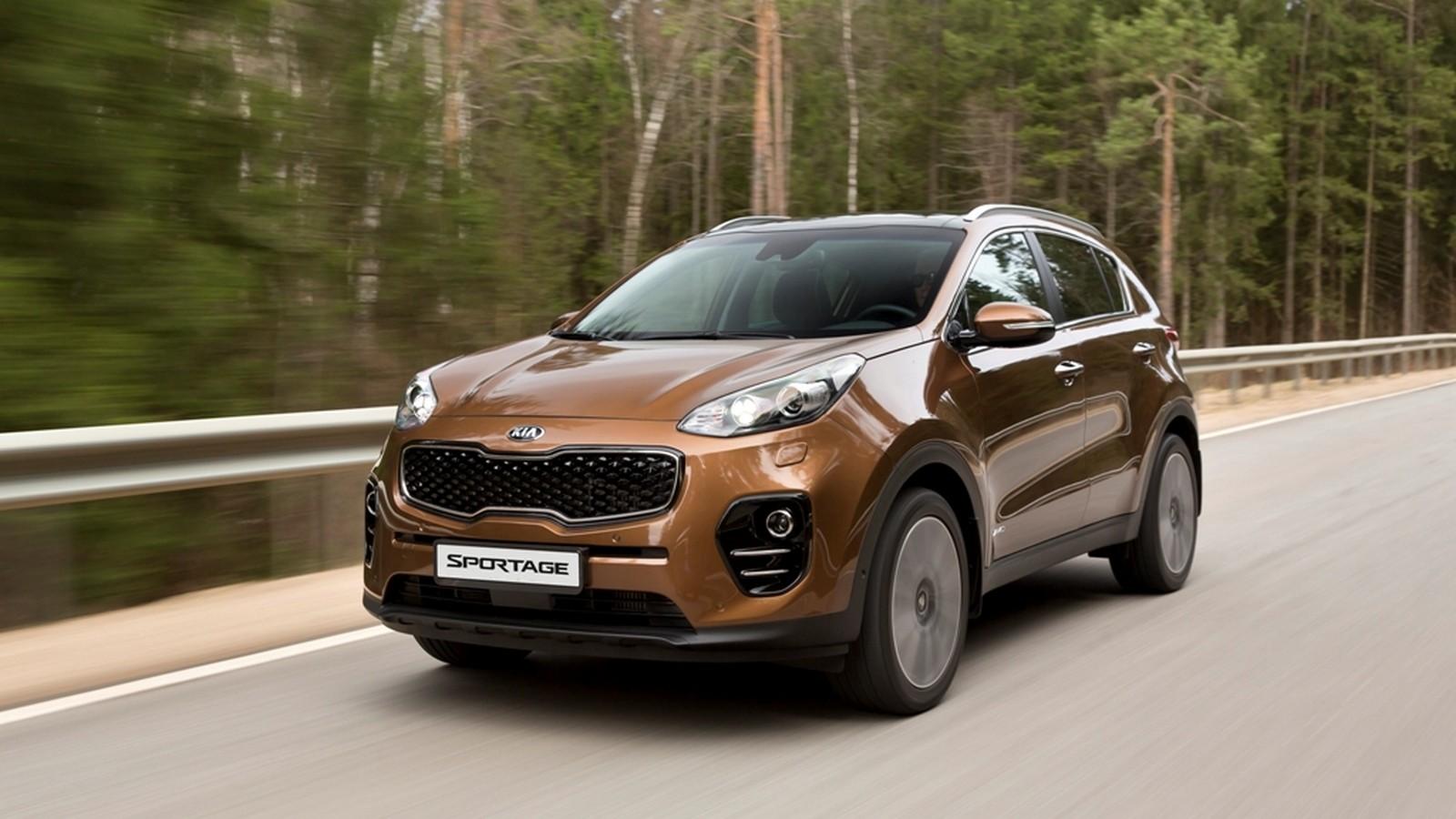 Кия Rio признан наиболее популярным автомобилем Российской Федерации осенью