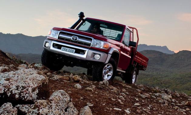 В ногу со временем: обновленный Toyota Land Сruiser 70 заработал 5 звезд в рейтинге безопасности ANCAP