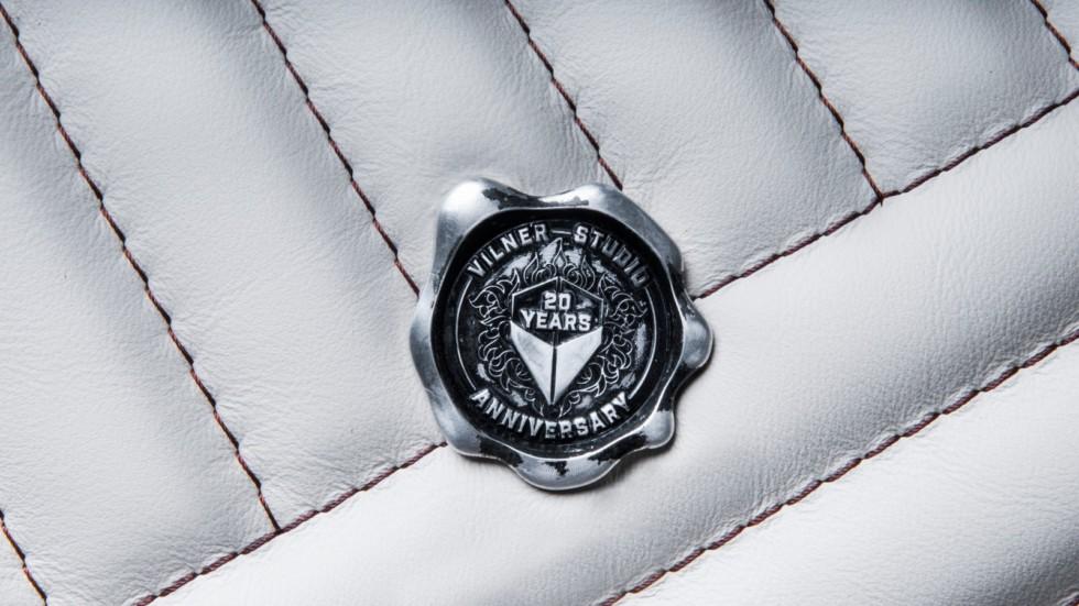 Тюнинг салона Range Rover Sport от Vilner