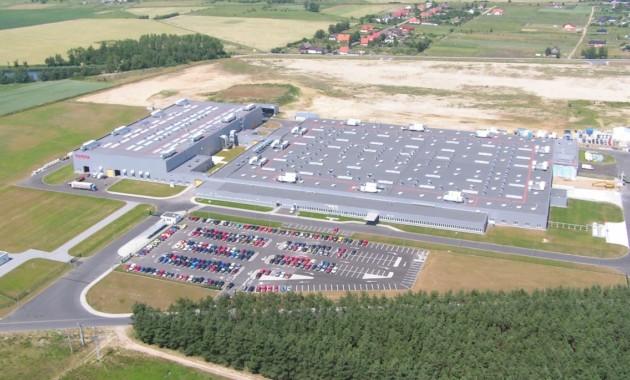 Toyota инвестирует 150 миллионов евро в предприятия вПольше class=