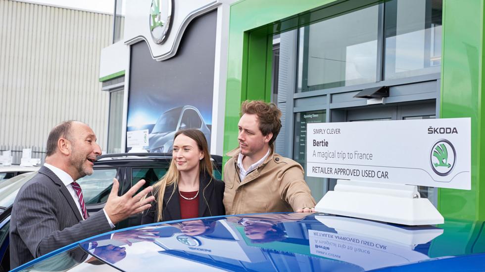 Skoda будет продавать б/у автомобили по экспериментальной схеме