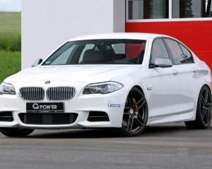 BMW M550d ������� ��������� �� G-Power