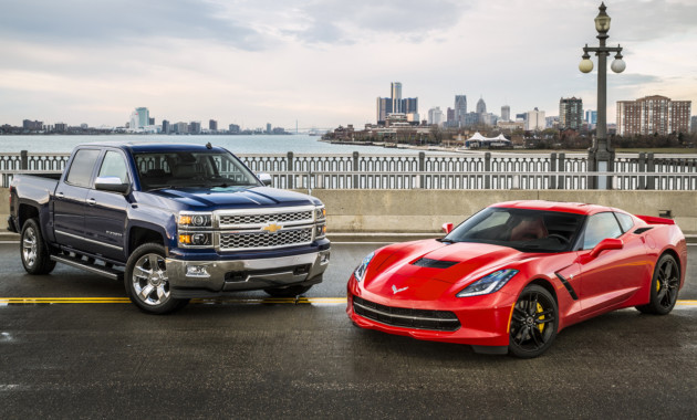 Chevrolet намерен покорить авторынок, выпустив сразу 20 новинок