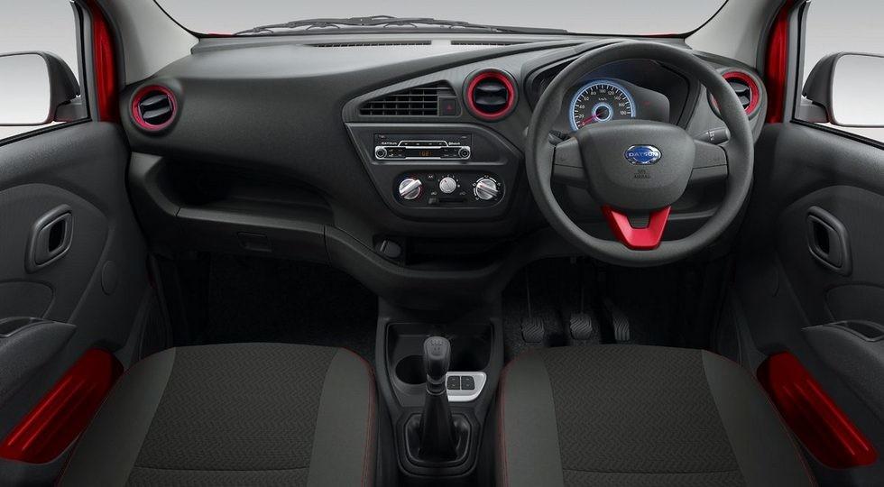 ВИндии раскуплен тираж Datsun redi-GO версии Sport