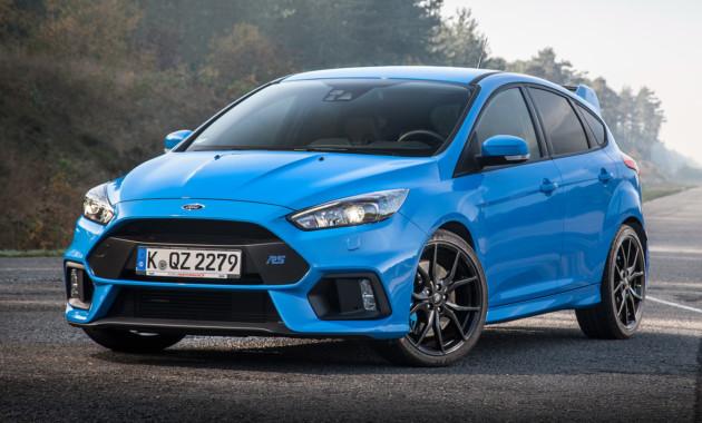 Форд заморозил проект Focus Rs500 из-за внутренней конкуренции моделей