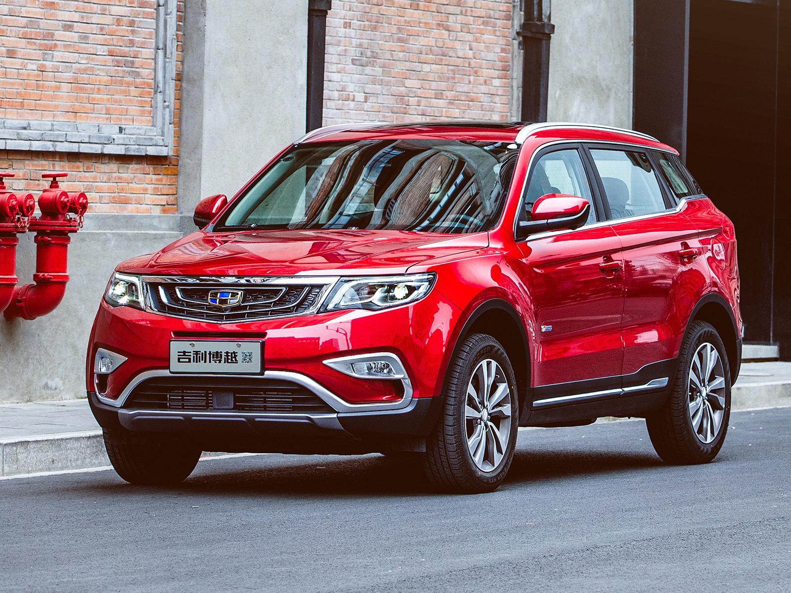 Новые китайские автомобили в россии 2017 года и цены