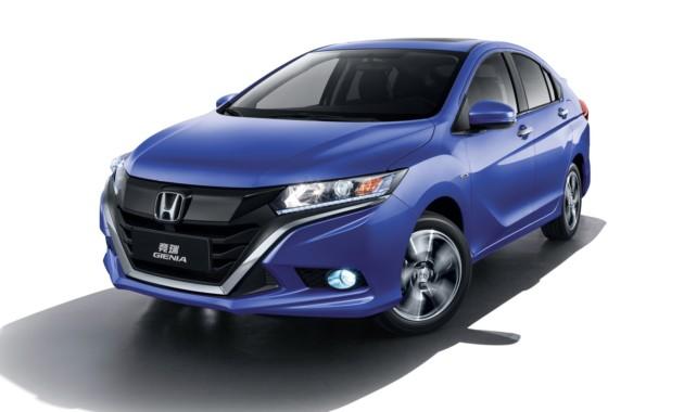 Озвучены цены нового пятидверного хэтчбека Хонда  Gienia