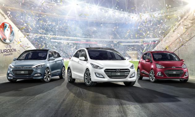 Компания Хюндай Motor наращивает европейские продажи