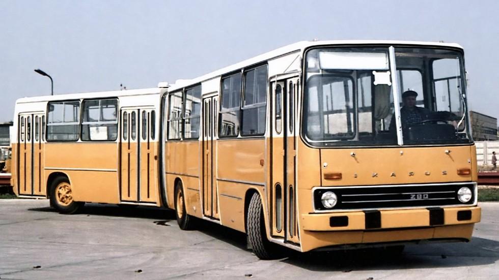 На фото: Ikarus 280 '1971–2003
