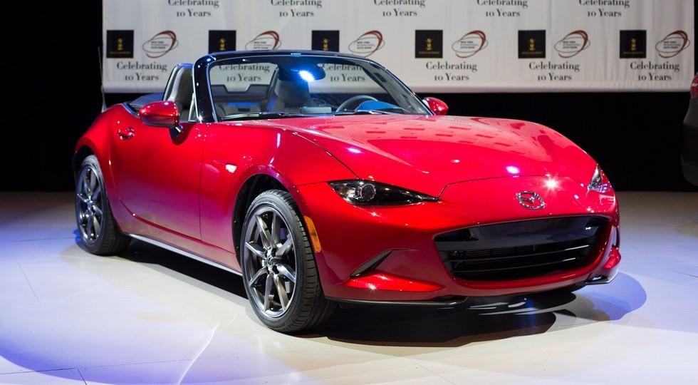 Названы претенденты название «Лучший автомобиль вмире-2017»