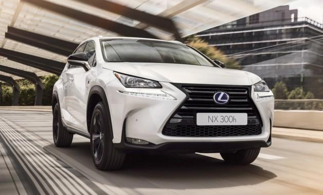 04ОктМодели Lexus — лидеры премиум-сегмента