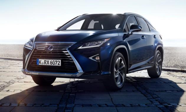 Россияне смогут проверить статуса заказа автомобиля Lexus