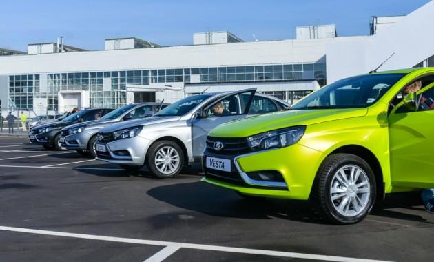 Попрограммам стимулирования спроса в нынешнем 2016г реализовано 516 тыс. авто