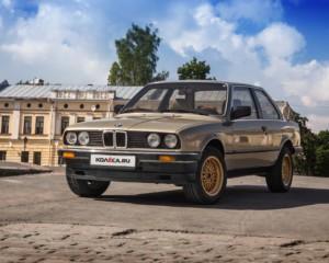 ������ �������: ���� �������� BMW 318i E30