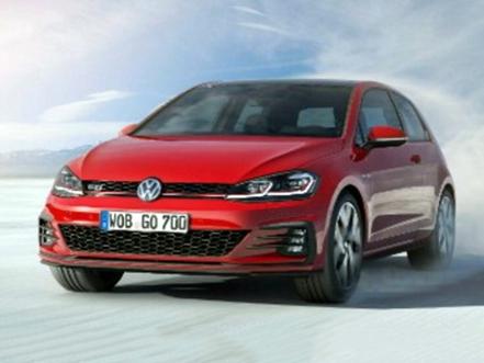 Модернизированный VW Golf получил новый полтора литровый TSI